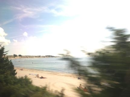 アムトラックからの海.JPG